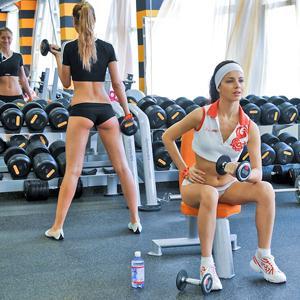 Фитнес-клубы Каринторфа
