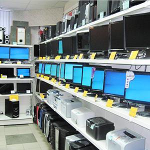 Компьютерные магазины Каринторфа
