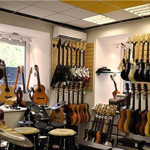 Музыкальные магазины Каринторфа