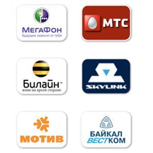 Операторы сотовой связи Каринторфа