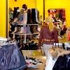 Магазины одежды и обуви в Каринторфе