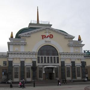 Железнодорожные вокзалы Каринторфа